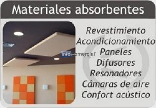 Paneles acsticos para paredes y tumbados - Materiales aislantes acusticos ...