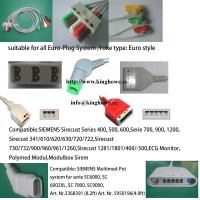 Sell ECG cable for siemens