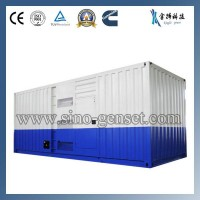 Sell container diesel generator