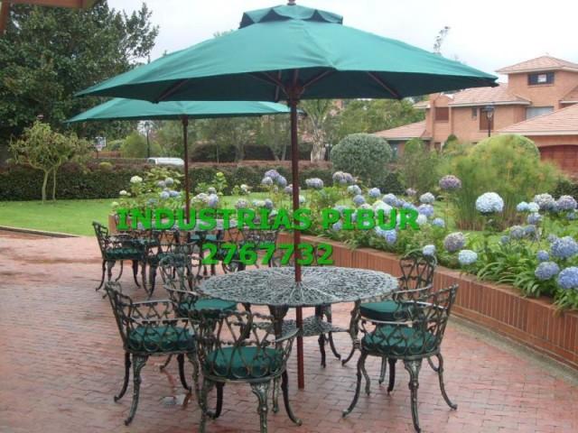 Muebles para exterior terrazas balcon jardin industrias pibur for Jardin y exterior muebles terraza