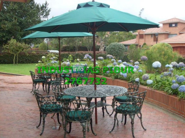 Muebles para exterior terrazas balcon jardin industrias pibur for Muebles terraza exterior