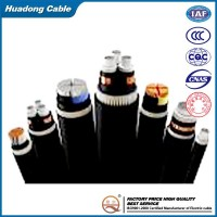 XLPE insulated power cable with rated voltage up to 35KV