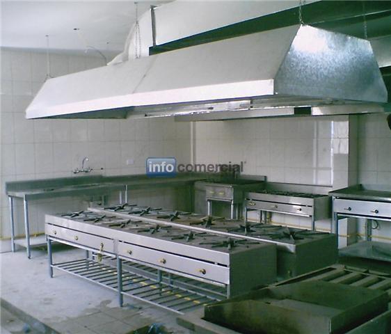 Equipos para alimentos y restaurantes for Equipos restaurante