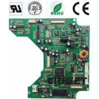 Pcb assembly for DVD