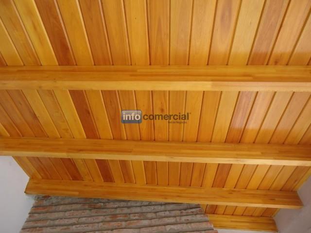 Machimbre grandis para techos y entrepisos - Maderas para techos ...