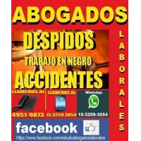 ABOGADOS LABORALES,ABOGADOS LABORALISTAS, EN CAPITAL,DEFENSA LABORAL