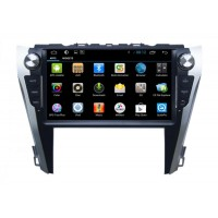 Cuatro nucleos DVD Coche gPS Navigation Toyota Camry 2015