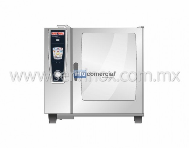 Rational Horno SCC WE 102