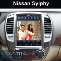 Por Mayor Nissan Sylphy Autorradios Radio Cd Bluetooth 10.4 Pulgadas