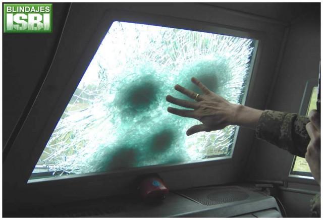 Vidrio blindado - Precio cristal blindado ...