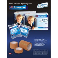 Cinta Adhesiva Microporosa Medical Tape