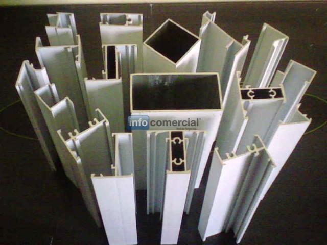 Perfiles de aluminio - Perfiles de aluminio para muebles ...