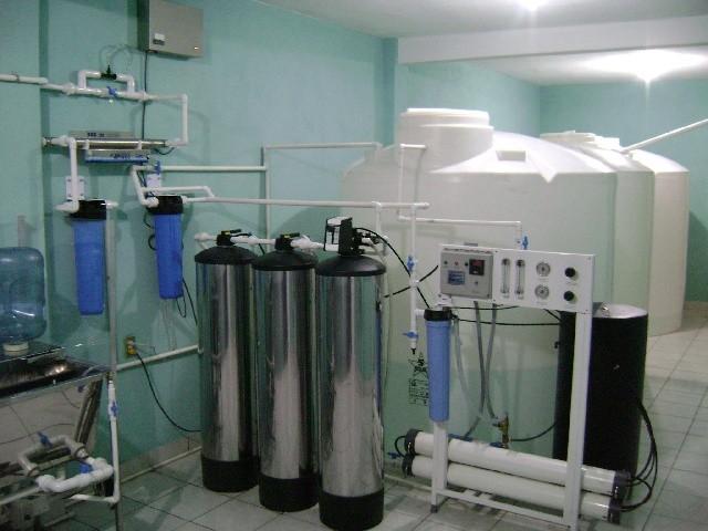 Planta purificadora de agua con osmosis inversa - Agua de osmosis ...