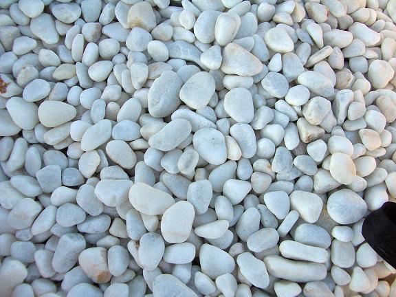 Piedra grava y marmolina decorativa de colores para jardin for Piedras para jardin