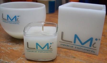 Velas empresas con marca logo - Proveedores de velas ...