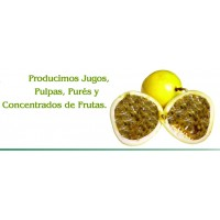 PULPA FRUTA - Maracuya (Passion Fruit)