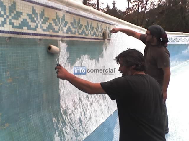 Plastificado de piscinas - Comprar piscina prefabricada ...