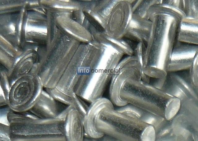 Fabrica de remaches de aluminio for Precio de remaches de aluminio