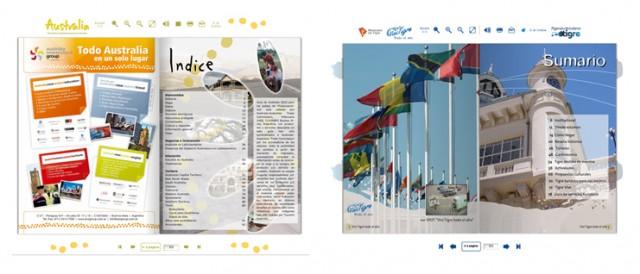 Revistas Digitales Diseño Diseño de Revistas Digitales