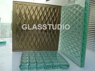 Baldosas de vidrio ladrillo de vidrio espejos parabolicos - Ladrillos de vidrio precio ...