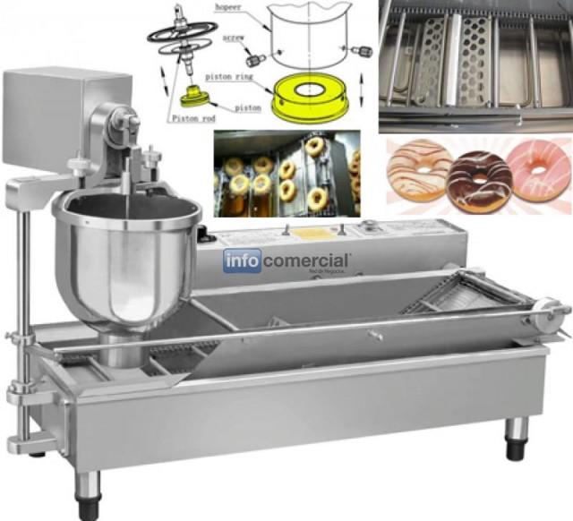 donut makers machine