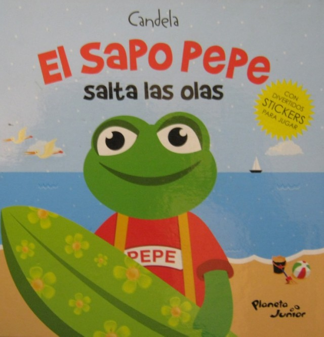 sapo pepe 5 - photo #23