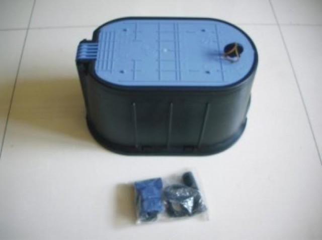 Caja para medidor de agua for Caja contador agua