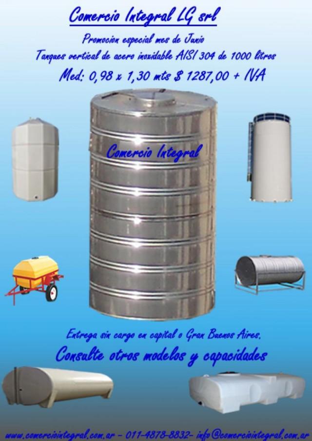 Tanque para agua for Tanque hidroneumatico para agua