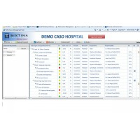 Software de gestión laboral - Balanced Scorecard