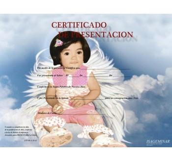 Ninos Disenos Exclusivos Certificados Para Presentacion